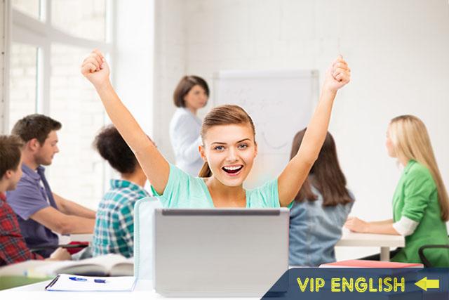 Khóa học tiếng anh online cho học sinh cấp 2