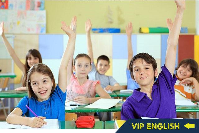 Bí quyết dạy ngữ pháp tiếng Anh trẻ em hiệu quả