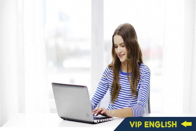 Lợi ích từ khóa học tiếng Anh online cho sinh viên